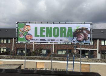 Lenora Pizzaria Spandoek